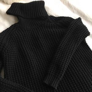 Turtleneck Tunic Sweater!